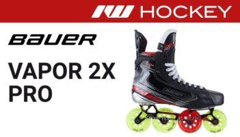 Bauer Vapor 2X Pro Skate Review