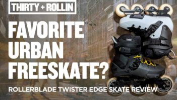 Rollerblade Twister Edge Skate Review