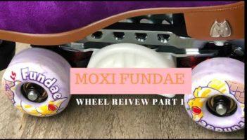 Moxi Roller Skates Fundae Wheel Review