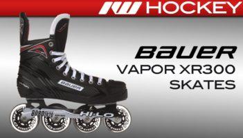 Bauer Vapor XR300 Skate Review
