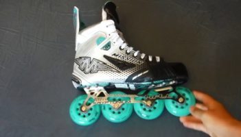 Roller hockey skates review