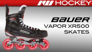 Bauer Vapor XR500 Skate Review