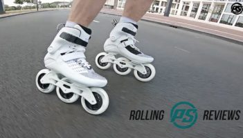 Powerslide Swell Ultra White 110 inline skate – Rolling Review