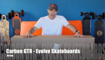 Evolve Skateboards Carbon GTR : Review