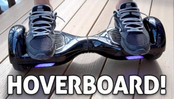 """Smart Electric Scooter, """"Hoverboard"""" REVIEW"""