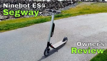 Ninebot ES4 by Segway – Review