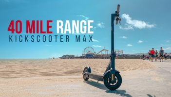Ninebot MAX Review and Range Test
