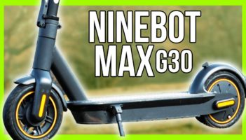 Ninebot Max G30 Review