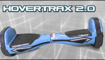 Hovertrax 2.0 from Razor Review