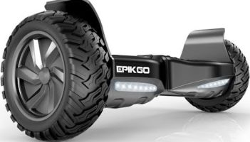 EPIKGO Self Balancing Scooter Hoverboard Review