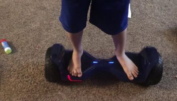 G2 SUV Style off-road 8.5 hoverboard Review