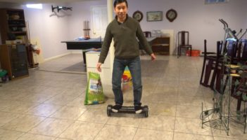 Swagtron T8 Hoverboard Review