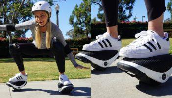 Segway Shoes!!! Segway Drift W1 – Review