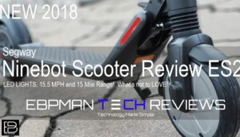 Segway Ninebot ES2 Scooter Review