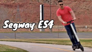 Segway Ninebot ES4 Scooter Review