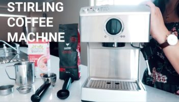 Stirling Coffee Machine from Aldi | Product Review