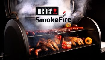 Weber SmokeFire Pellet Grill Overview | BBQGuys