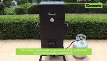 Gasmate LPG Smoker Oven Review