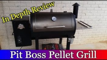 Pit Boss Pellet Grill – Review