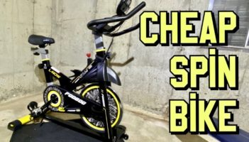 Spin Bike For Home Review