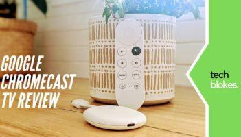 Google Chromecast with Google TV – Australian Review