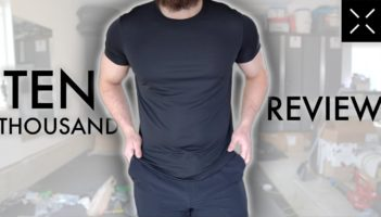 Ten Thousand Clothing Review – Best Gym Clothes For Men 2020