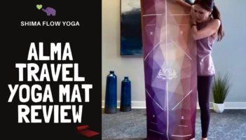Alma Travel Yoga Mat Review