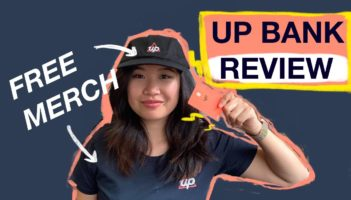 Up Bank Review + Free Merch