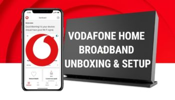 Vodafone Broadband Unboxing & Review
