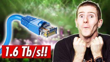 Fastest Internet – 1.6 TERABITS per Second Review