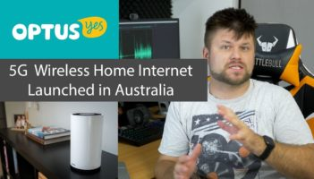 Optus flicks the switch on early 5G home Internet in Australia
