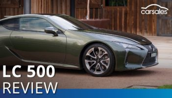 2020 Lexus LC500 Inspiration Series Review