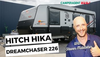 Hitch Hika Dreamchaser 226 Caravan Review