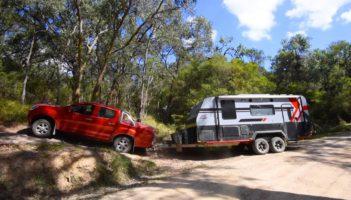 Jayco Adventurer off-road caravan review