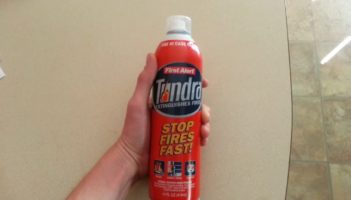 Tundra Fire Extinguisher Review