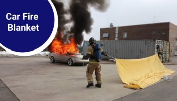 Car Fire Blanket – Review