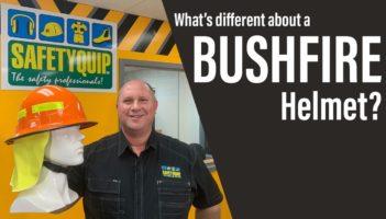 Bushfire Helmet 3M HF44 Type 3 – Review