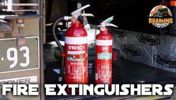 Firebox Fire Extinguisher 2kg