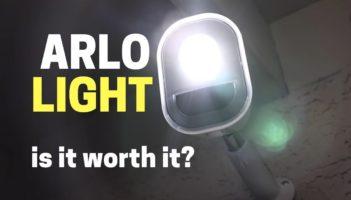 Arlo Light Review