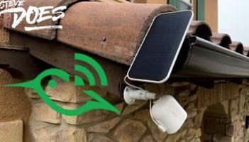 Arlo Ultra – Solar Panel Review
