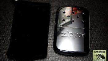Zippo Hand Warmer Review