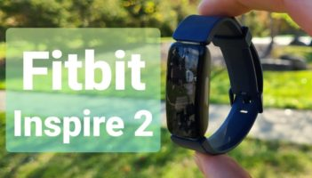 NEW FITBIT INSPIRE 2 Review