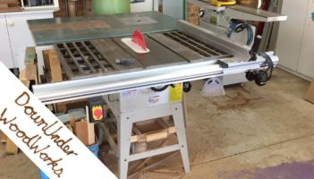 Hafco Woodmaster SB-12 table saw review
