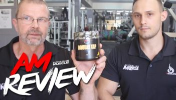 Redcon1 Double Tap Fat Burner AM Review!