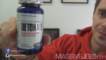 Gaspari Nutrition Detonate Fat Burner Supplement Review