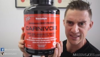 MuscleMeds Carnivor Beef Protein Isolate Powder Supplement Review