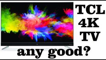 TCL LED 4K UHD TV: 55C2US Review Australia