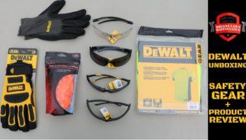 DeWalt Safety Equipment Review