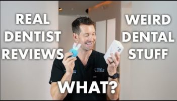 Real Dentist reviews WEIRD dental products