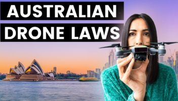 Drone laws Australia Review
